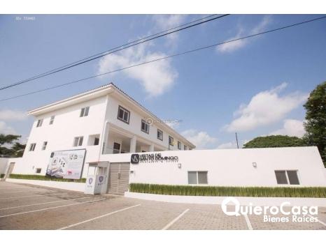 Apartamento en Santo Domingo cod: A235J