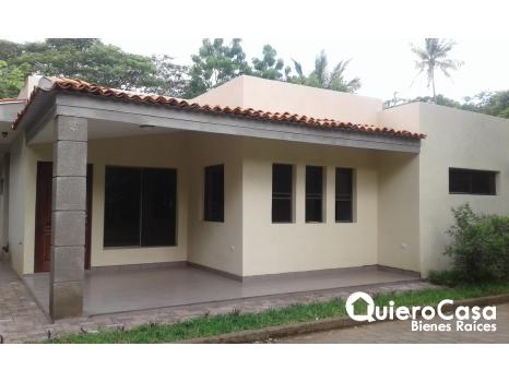 Casa nueva en alquiler cg 0016
