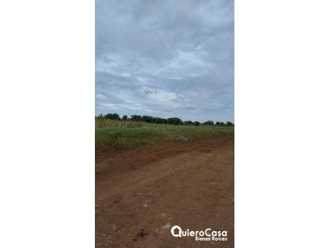 Se vende terreno en Carr. Vieja a Tipitapa