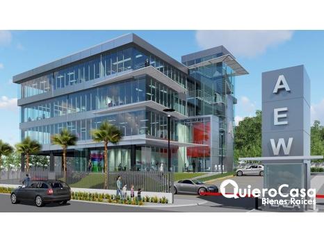 Se alquilan oficinas en edificio desde 100 mts2 hasta 2,652 mts2