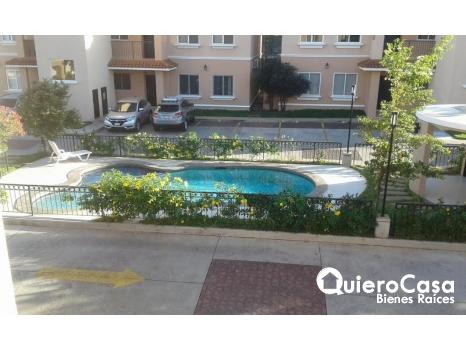 Alquiler de apartamento con o sin muebles en Las Colinas,