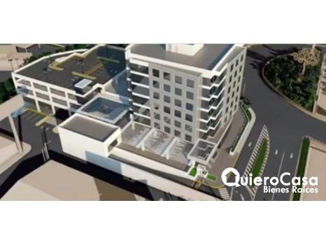 Plaza Centroamérica Renta módulo comercial 73.26 mts