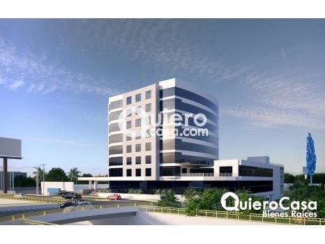 Plaza centroamerica, alquiler de Módulo para oficina 140 mts.