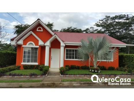 Bonita casa en venta en villas del sol