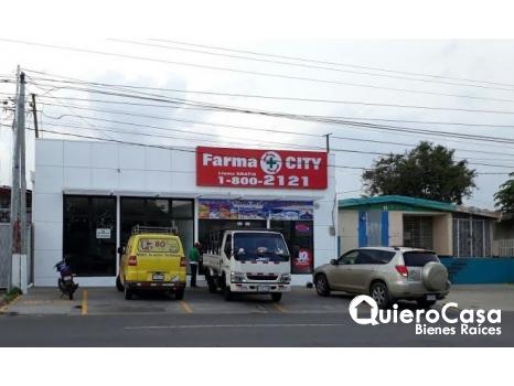 Se renta modulo en calle principal Altamira