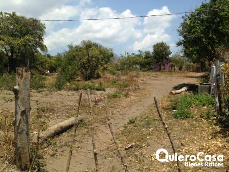 Se vende Terreno en la Rivas,
