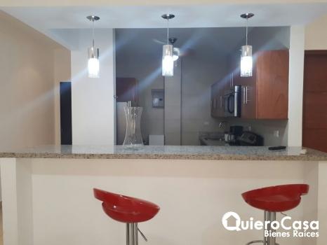Alquiler de apartamento amueblado Las Cumbres