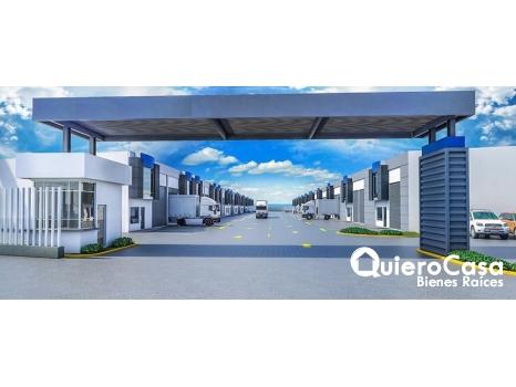 Venta y renta de ofibodegas en Parque Logistico Santa Maria, suburbana