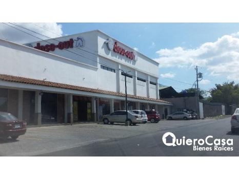 Se renta módulo comercial en El Guanacaste