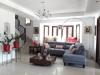 Venta de preciosa casa con muebles en las colinas