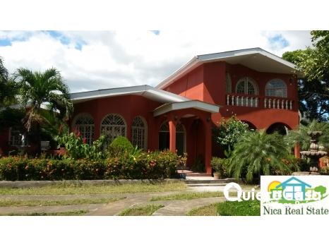 Quinta hermosa en Veracruz