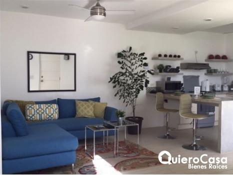 Hermoso apartamento amueblado en Las Cumbres
