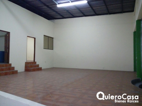 Se renta 570 mts2 de bodega en Managua