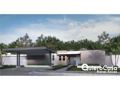Se renta preciosa casa nueva en Estancia Santo Domingo