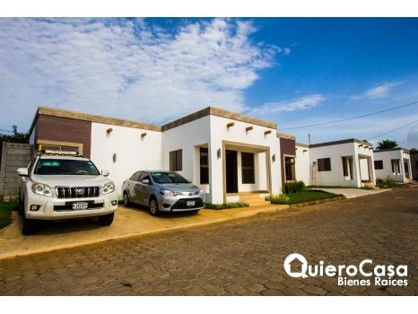 Bonita casa en Venta en Carretera Masaya