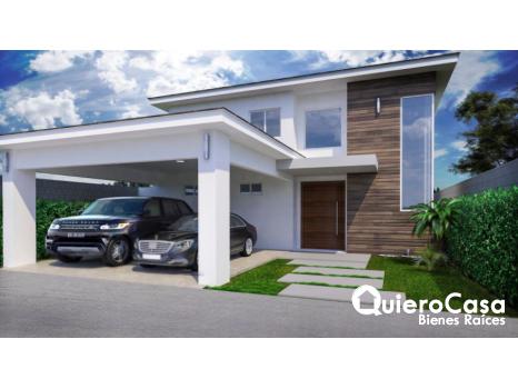 Venta de preciosas casa en Santo Domingo