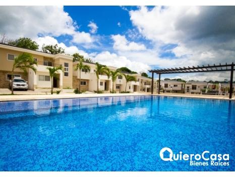 Alquiler de casa nueva en Estancia Santo Domingo