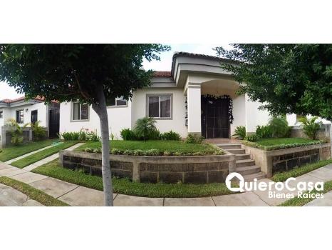 Preciosa casa en venta en Terrazas de Santo Domingo