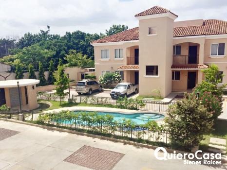 Moderno apartamento en renta en Las Colinas