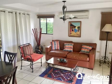 Precioso apartamento amueblado en Jean Paul Genie