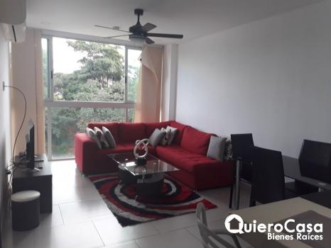 Renta de apartamento en Pinares Santo Domingo