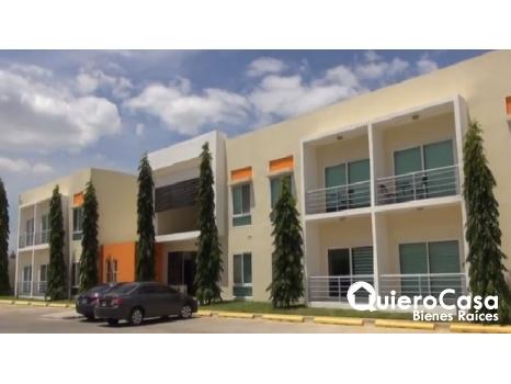 Se alquilan lujosos apartamentos  amueblados en Reparto San Juan