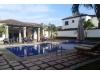 Renta de casa amueblada en con casa club con piscina