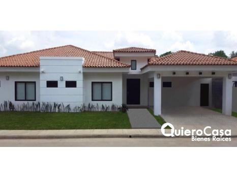 Hermosa casa en venta en Estancia de Santo Domingo