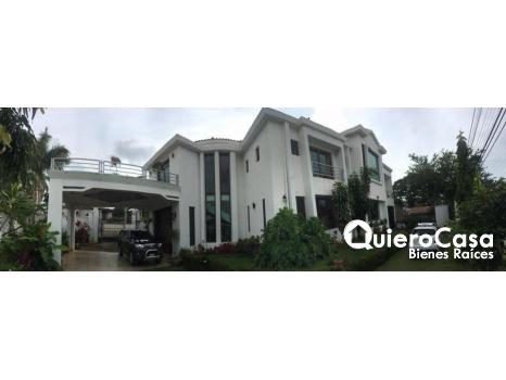 Se vende casa en La Estancia Santo Domingo