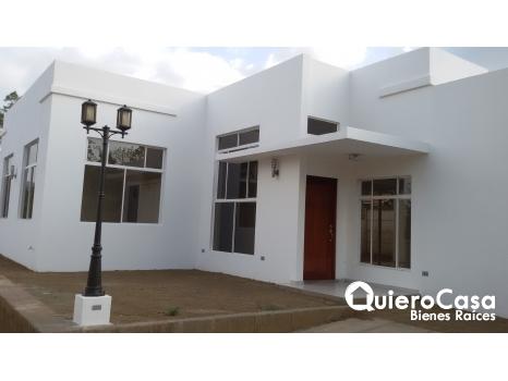 Casa full muebles en Santo Domingo