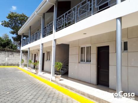 se alquila apartamento amueblado en Reparto San Juan