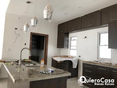 Se vende casa nueva en  Santo Domingo