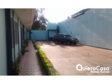 Apartamento amueblado en renta en Los Robles