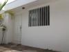 Renta apartamento semi amueblado en Altamira