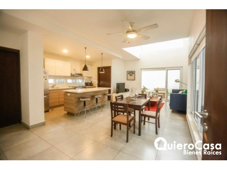 Renta bonito apartamento en Reparto San Juan