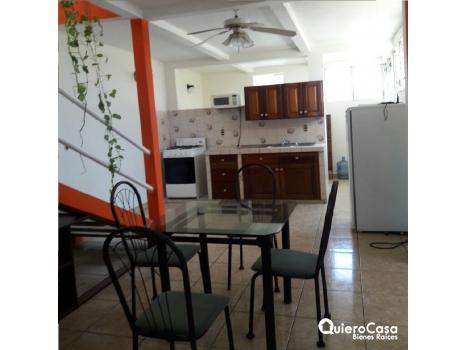 Se renta apartamento en Los Robles