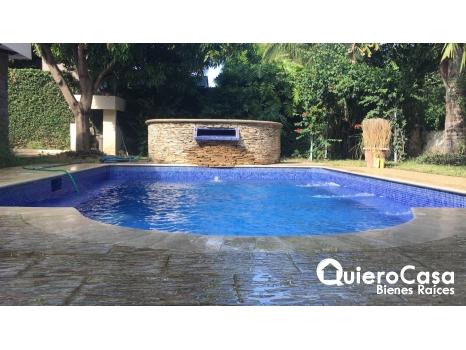 Preciosa casa ubicada en Santo Domingo