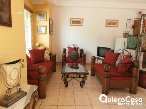 Apartamento full muebles en villa fontana