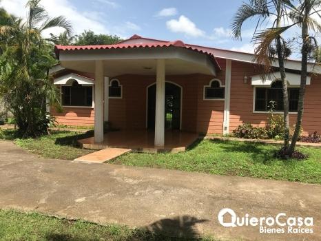 Alquiler de casa en ticuantepe