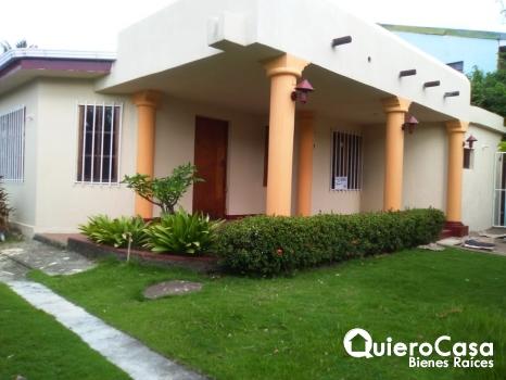 Renta de casa en Reparto San Juan