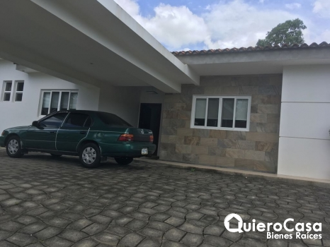 Casa en el Mango condominio exclusivo
