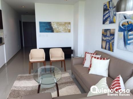 Precioso apartamento amueblado, Pinares Santo Domingo