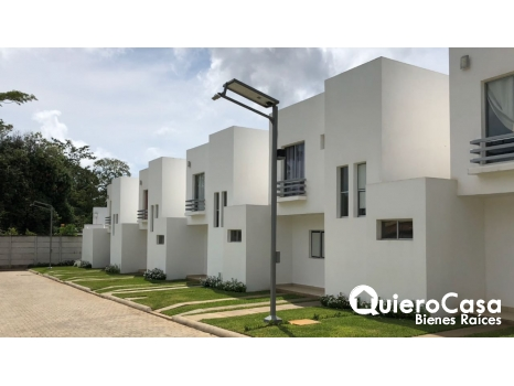 Complejo de apartamentos en venta en carretera Masaya