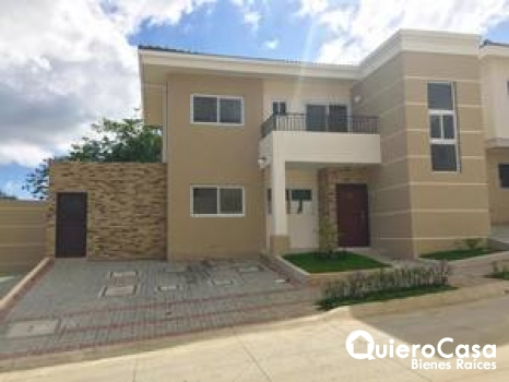 Alquiler de casa en Santo Domingo