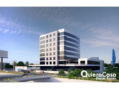 Se renta oficina de 2,000 mts2 en Plaza Centroamerica