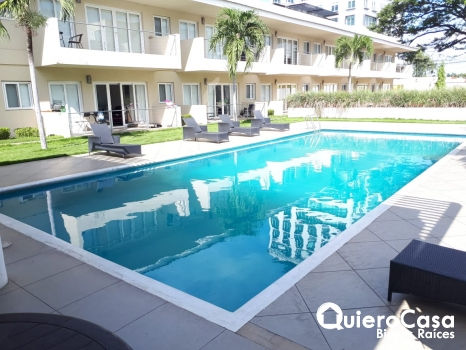 Apartamento amueblado en Reparto San Juan