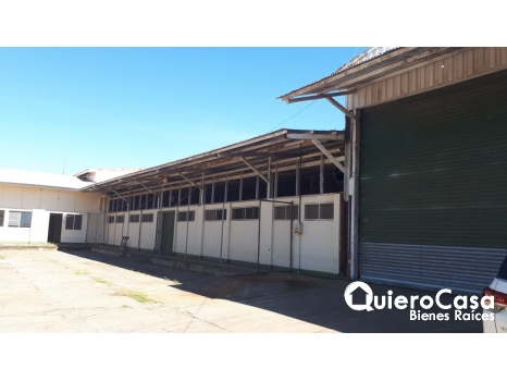 Se renta bodega de 2,500 mts2 en Ciudad Sandino