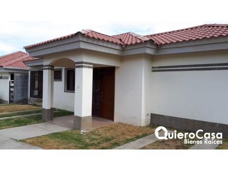Alquiler de preciosa casa en Las Cumbres, Amaretto