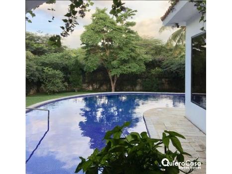 Alquiler de Espectacular casa en Santo Domingo