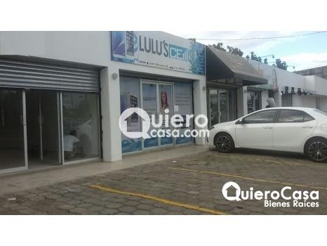 Se vende local comercial en Managua, por la centroamerica